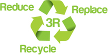 reduce-replace-recycle Eltete TPM