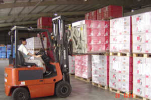 easy handling in warehouse in Scotland