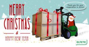 Slip Sheet and Christmas